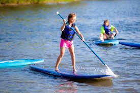 Choosing an inflatable paddle board